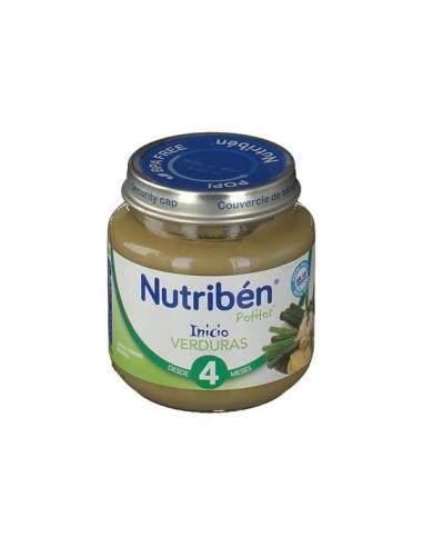 Nutriben Bebe Inicio Verdura 130gr
