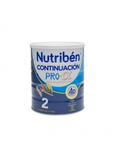 Nutriben Continuacion Pro Alfa 800gr