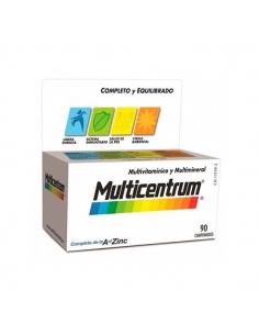 Multicentrum Comprimidos 90uds