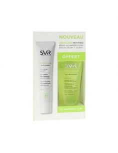 SVR Sebiaclear Mat Pores 40ml + Gel Moussant 50ml