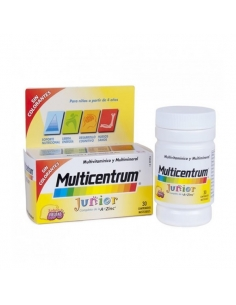 Multicentrum Junior Comprimidos Masticable 30uds