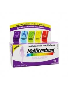 Multicentrum Mujer Comprimidos 90uds
