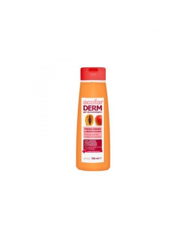 Acofarderm Gel Mango Papaya/Alfahid 750ml