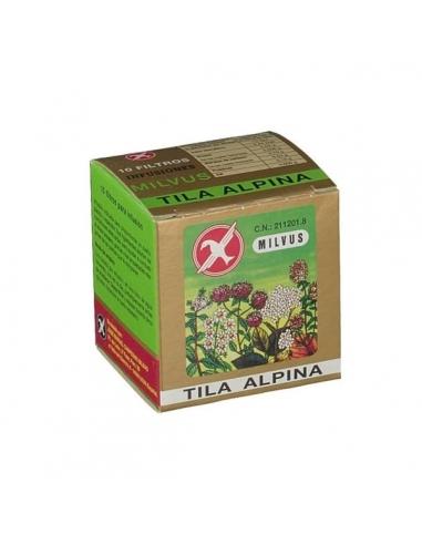 Milvus Tila Alpina Flor