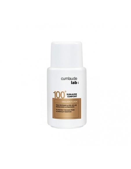 Cumlaude Sunlaude Comfort Ultrafluido SPF100+ 75ml