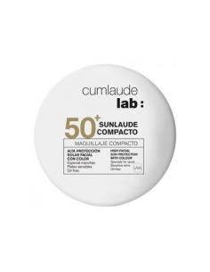 Cumlaude Sunlaude Compacto Color Tono 02 Medium SPF50+ 10gr