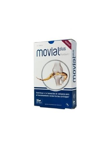 Actafarma Movial Plus Fluidart 28 Cápsulas