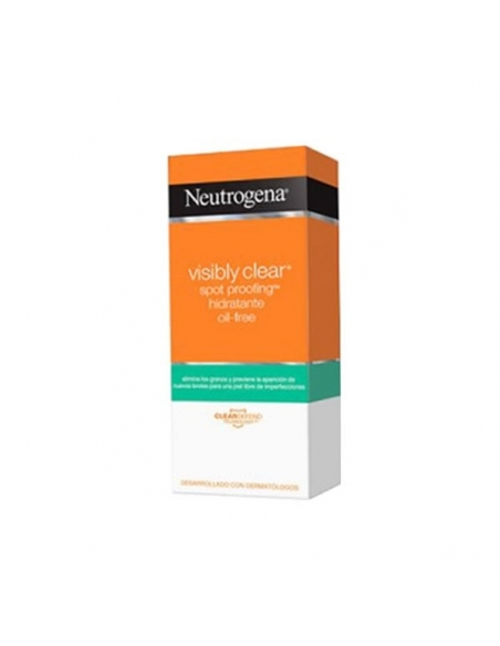 Neutrogena Visibly Clear Spot Proofing Hidratante Oil Free C