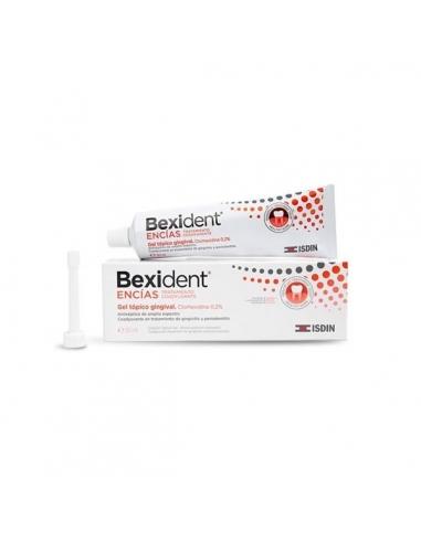Bexident Encias Gel Gingival Clorhexidina 0.2% 50ml