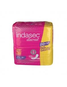 Indasec Pañal Incontinencia Extra Discreet 350ml