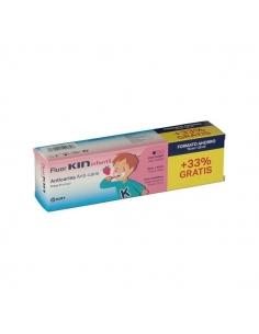 Kin Pasta Fluor Infantil Fresa 75ml + 25ml