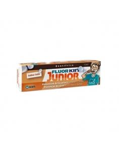 Kin Pasta Fluor Junior Cola 6-12 años 75ml
