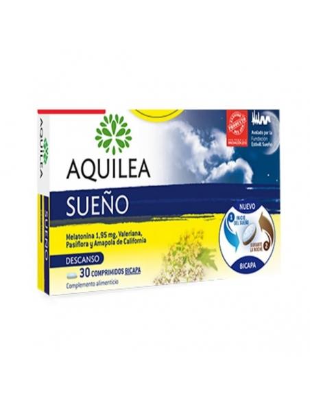 Aquilea Sueño 30 Comprimidos Melatonina 1.95mg