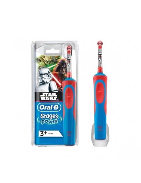 Oral B Cepillo Eléctrico Infantil Star Wars