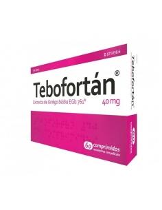 Tebofortan 40mg 60 Comprimidos