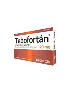 Tebofortan 120mg 30 Comprimidos Recubiertos