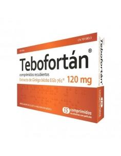 Tebofortan 120mg 15 Comprimidos Recubiertos