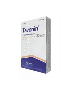 Tavonin 120mg 30 Comprimidos Recubiertos