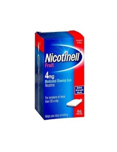 Nicotinell Fruit 4mg 96 Chicles