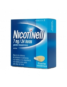Nicotinell 7mg/24 Horas 28 Parches