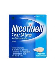 Nicotinell 7mg/24 Horas 14 Parches
