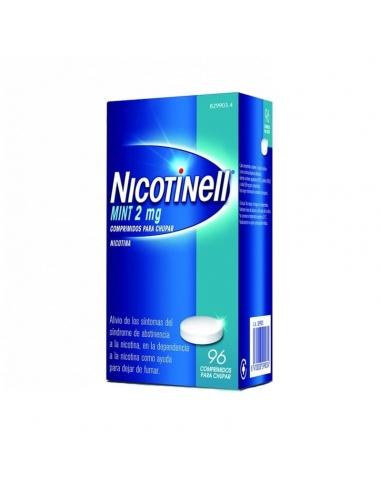 Nicotinell 2mg 96 Comp Para Chupar