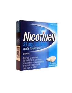 Nicotinell 21mg/24 Horas 14 Parches