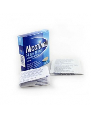 Nicotinell 14mg/24 Horas 7 Parches