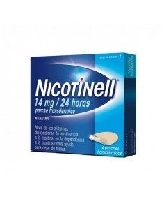 Nicotinell 14mg/24 Horas 14 Parches