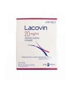 Lacovin 2% Solucion 4x60ml