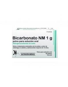 Bicarbonato Nm 1gr Solución Oral 42 Sobres