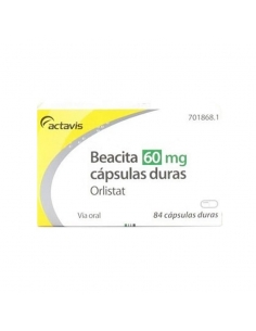 Beacita 60mg 84 Cápsulas