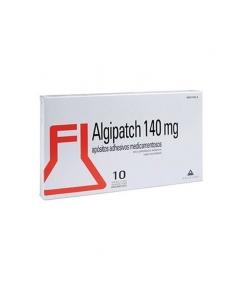 Algipatch 140mg 10 Apósitos