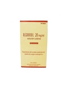 Regaxidil 20mg/ml Solución Cutánea 2x60ml