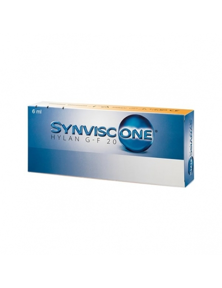 Synvisc One Hyal GF-20 Jeringa 28mg 6ml