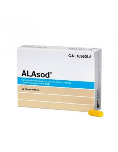 Alasod 20 Comprimidos