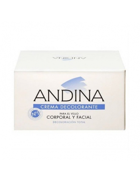 Andina Crema Decolorante 100 ml