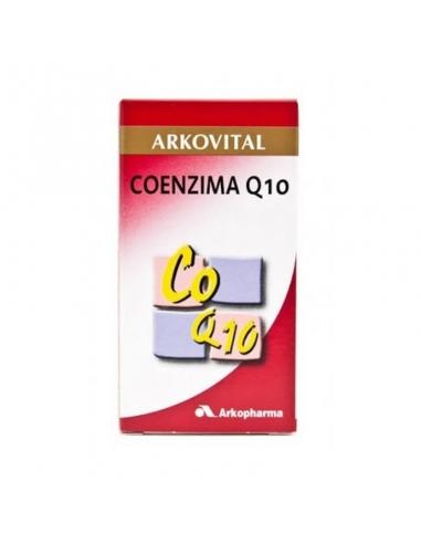 Arkovital Coenzima Q10 50mg 45 Cápsulas