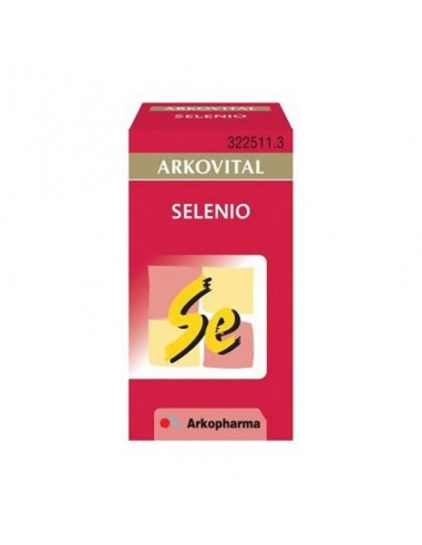 Arkovital Selenio 50 Cápsulas