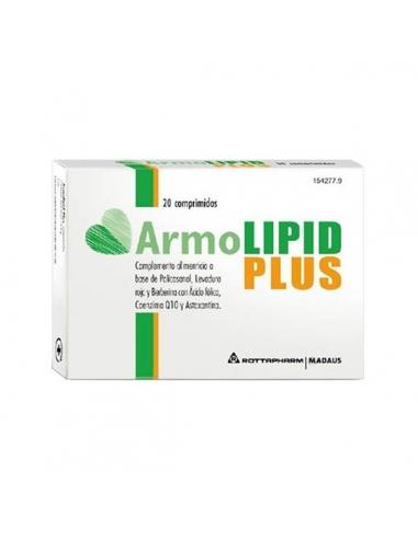Armolipid Plus 20 Comprimidos Recubiertos