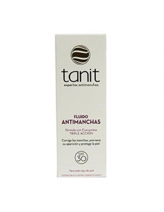 Tanit Fluido Antimanchas SPF30 50ml
