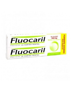 Fluocaril Bi-Floure 250 Pasta Duplo 2x125ml