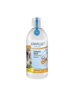Epaplus Colágeno + Hialurónico + Magnesio Bebible Sabor Limón 1L