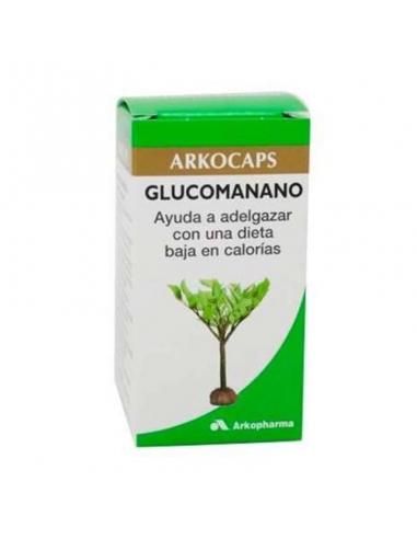 Arko Glucomanano Konjac 50 Cápsulas