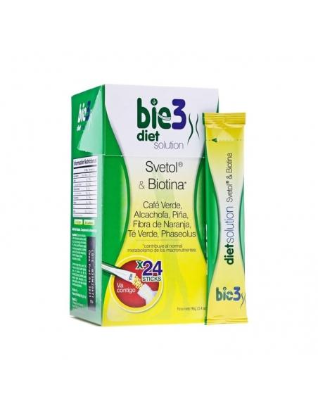 Bie 3 Diet Solution 24 Sticks 4gr