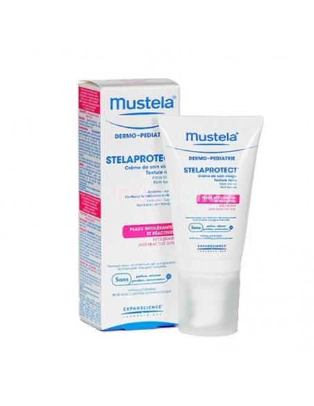 Mustela Stelaprotect Crema Cara 40ml