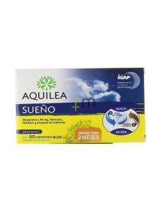 Aquilea Melatonina Sueño 1.95mg 60 Comprimidos