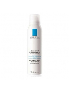 La Roche Posay Desodorante Aerosol Fisiologico 24h 150ml