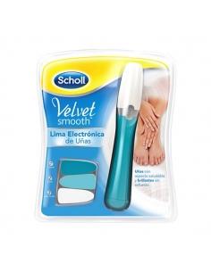 Scholl Velvet Smooth Lima Uñas Eléctrica