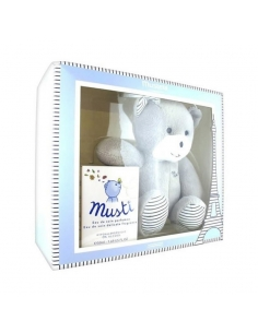 Mustela Musti Eau De Soin Parfume 50ml + Osito Promoción